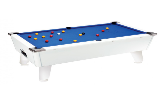 Location de billard Pool us 7ft Blanc